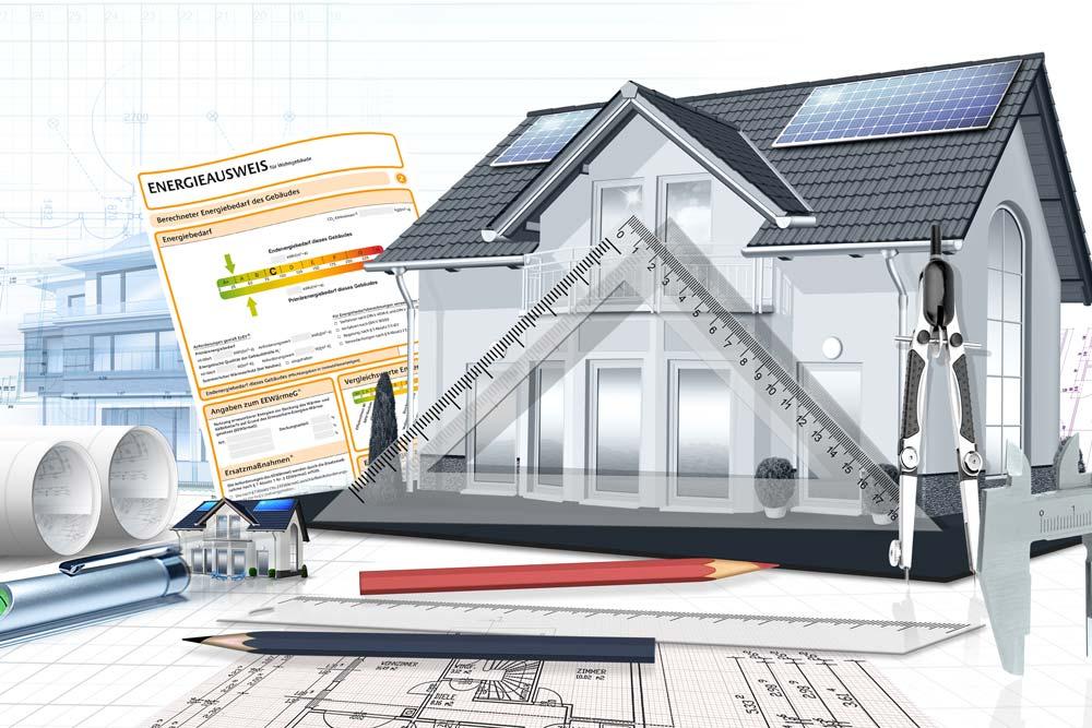 Bauplanung-Energieberatung, Energieausweis, KFW Beratung und Antragstellung im Westerwald