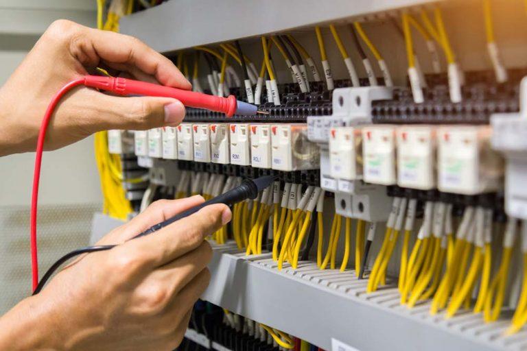 Elektriker im Westerwald