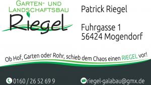 Logo Riegel Garten- und Landschaftsbau