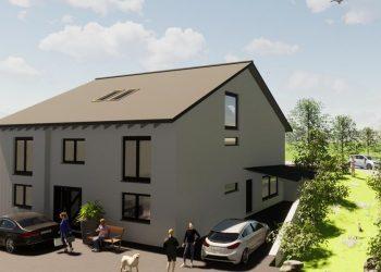 Architektin Monika Müller-Eul - Haus Aussenansicht