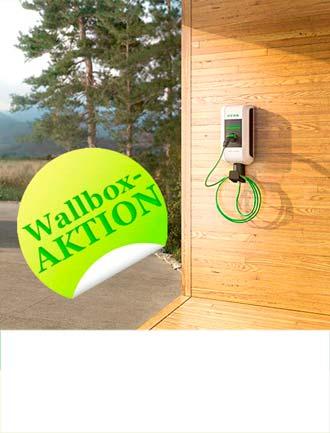 Wallbox Installation von Elektrotechnik Viktor Rausch.